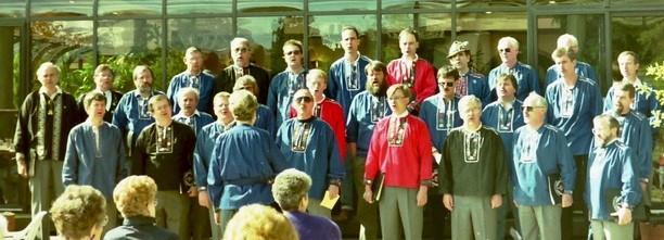 Edmonton Swiss Men's Choir